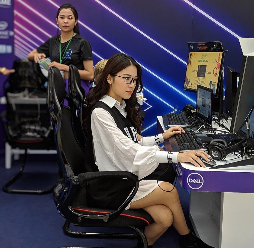 """Ngày hội Công nghệ thông tin """"A Day With Dell"""" 1"""