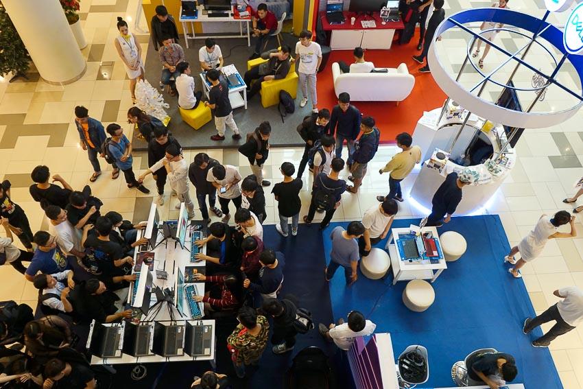 """Ngày hội Công nghệ thông tin """"A Day With Dell"""" 2"""