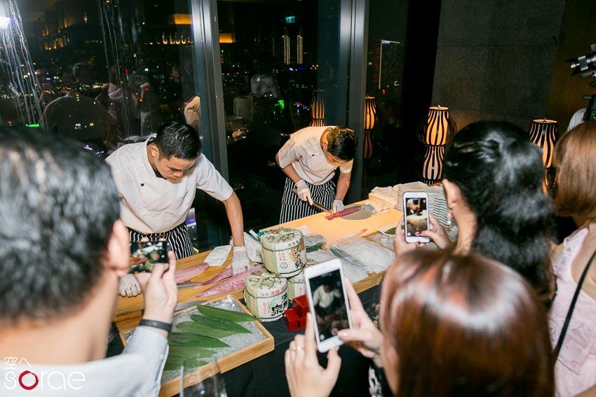 Nhà hàng Sorae tổ chức kỷ niệm 4 năm thành lập 2