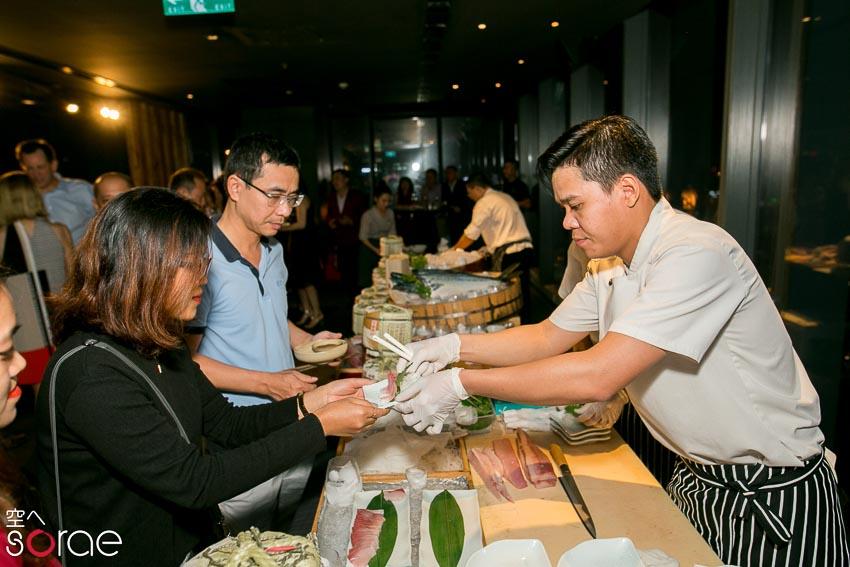 Nhà hàng Sorae tổ chức kỷ niệm 4 năm thành lập 4