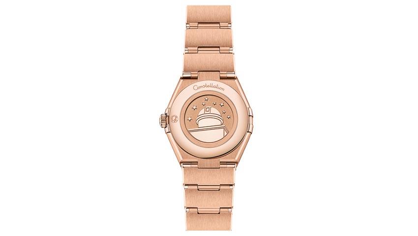 Omega ra mắt bộ sưu tập đồng hồ Constellation mới 2