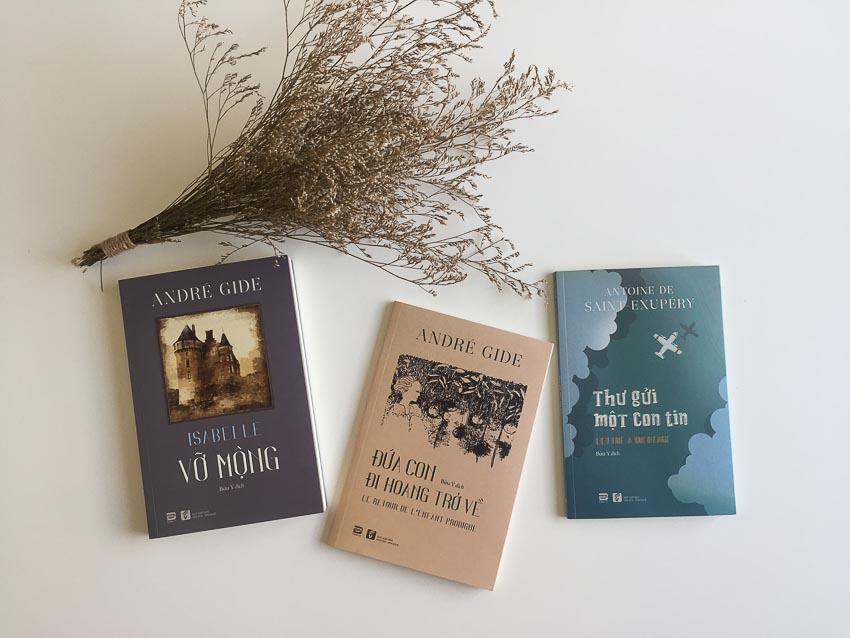 Phanbook giới thiệu bộ sách dịch của dịch giả Bửu Ý 1