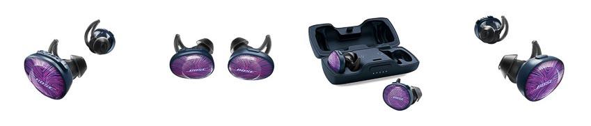 Bose ra mắt phiên bản giới hạn Bose Soundsport Free Ultraviolet, giá ưu đãi 169 USD trong tháng 12 2