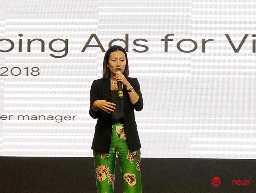 Giám đốc quản lý đối tác chiến lược Google Đông Nam Á chia sẻ trong hội thảo