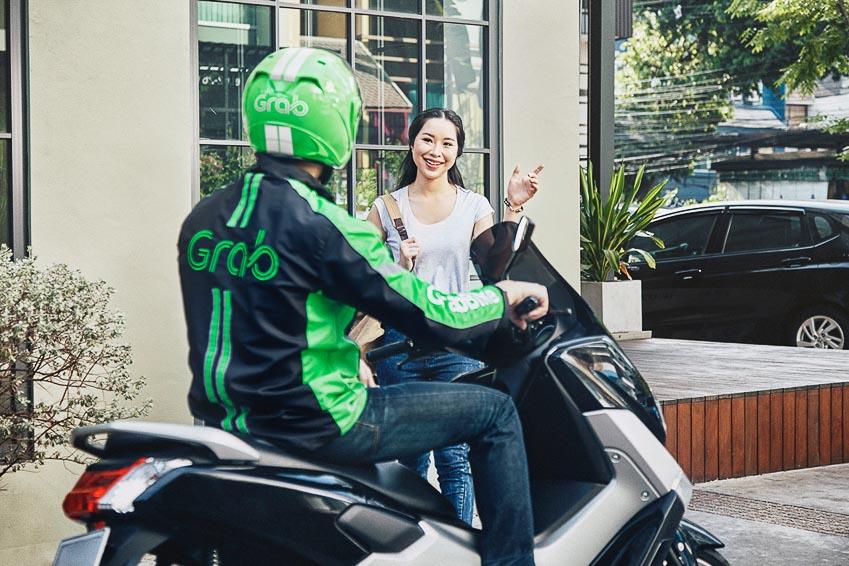Yamaha Motor đầu tư vào Grab 1