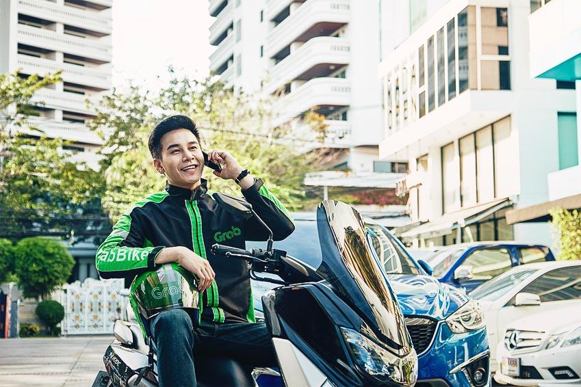 Yamaha Motor đầu tư vào Grab 3