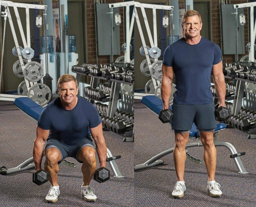 9 bài tập gym dành cho người mới bắt đầu 2