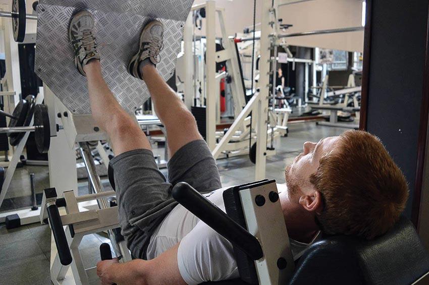 9 bài tập gym dành cho người mới bắt đầu 5