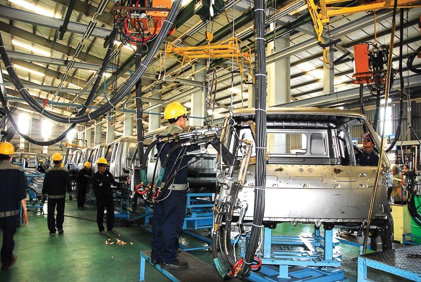 Ngành công nghiệp ôtô Việt Nam 3