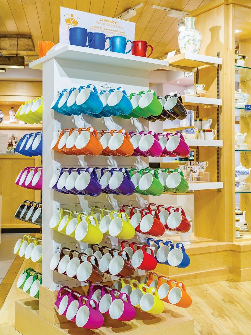 RAK Porcelain đa dạng từ sản phẩm, các mẫu thiết kế từ truyền thống đến hiện đại từ vật liệu sứ cao cấp nhất từ CHLB Đức và Vương quốc Anh