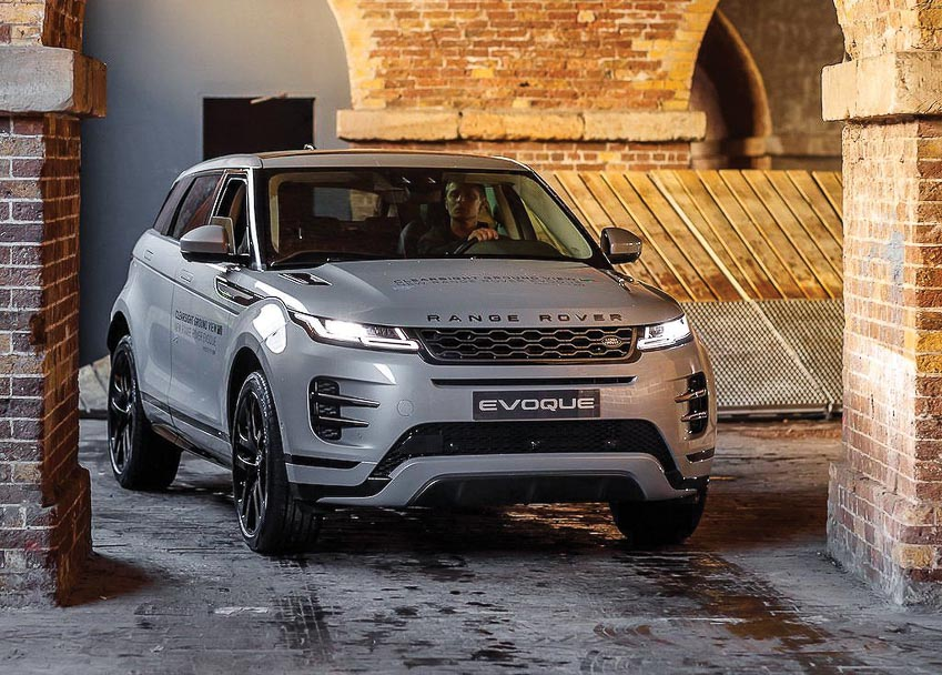 Range Rover Evoque 2020 thế hệ mới ra mắt ấn tượng, chinh phục mọi thử thách 2