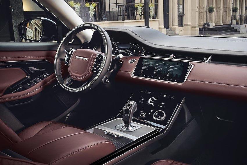 Range Rover Evoque 2020 thế hệ mới ra mắt ấn tượng, chinh phục mọi thử thách 3