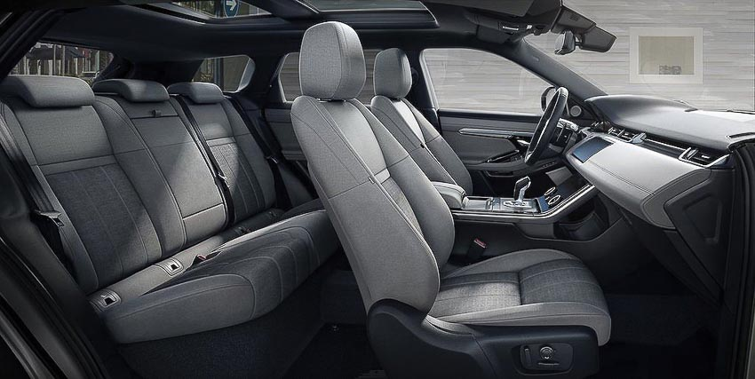 Range Rover Evoque 2020 thế hệ mới ra mắt ấn tượng, chinh phục mọi thử thách 4