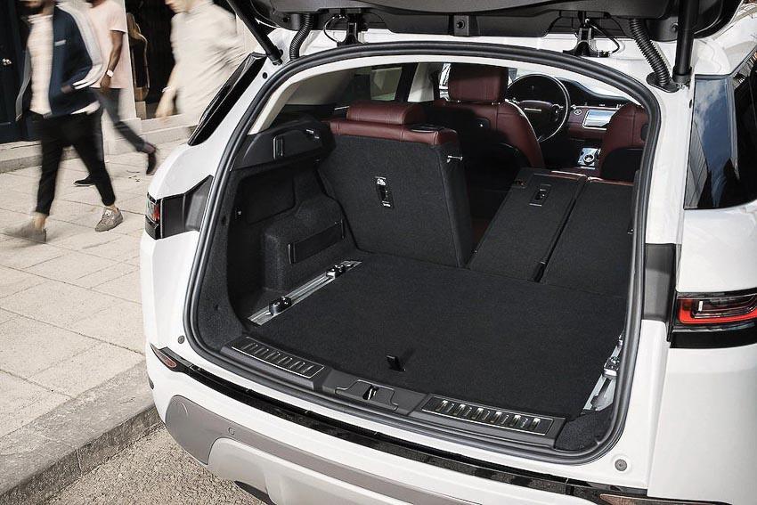 Range Rover Evoque 2020 thế hệ mới ra mắt ấn tượng, chinh phục mọi thử thách 5