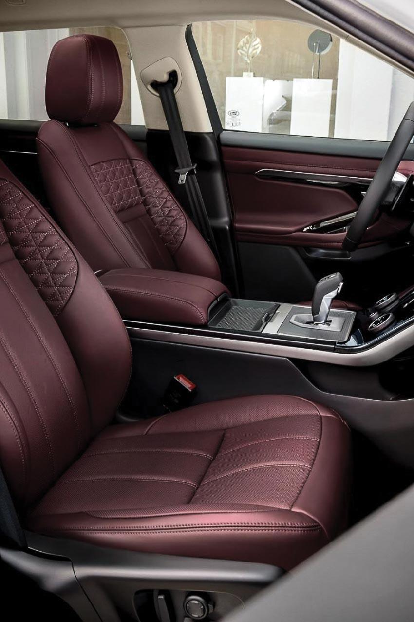 Range Rover Evoque 2020 thế hệ mới ra mắt ấn tượng, chinh phục mọi thử thách 7