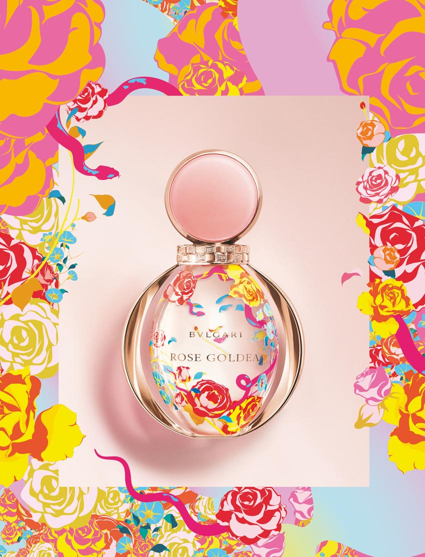 Bulgari Rose Goldea 1