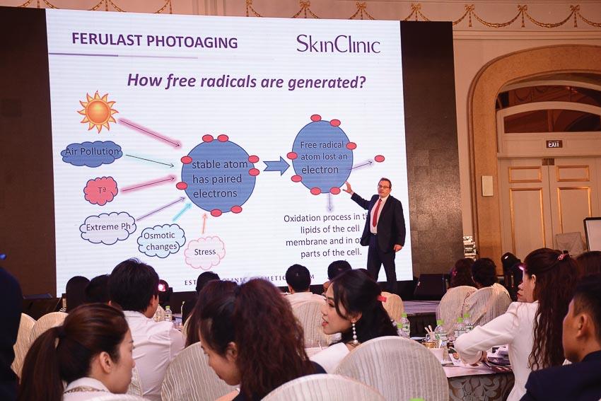 SkinClinic ra mắt sản phẩm Serum PRP cùng người sáng lập thương hiệu 2