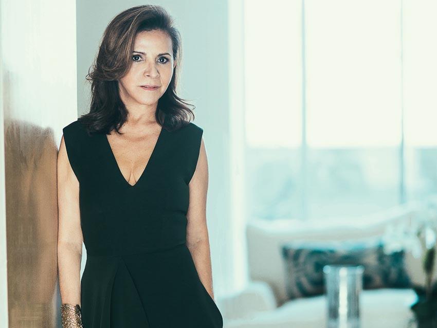 Carmen Tal - nhà đồng sáng lập Moroccanoil