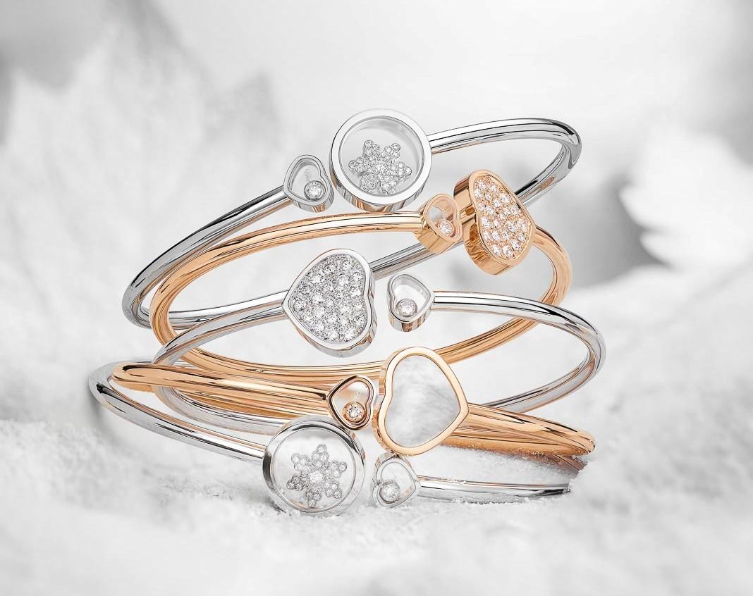 Bộ sưu tập Happy Diamonds của Chopard
