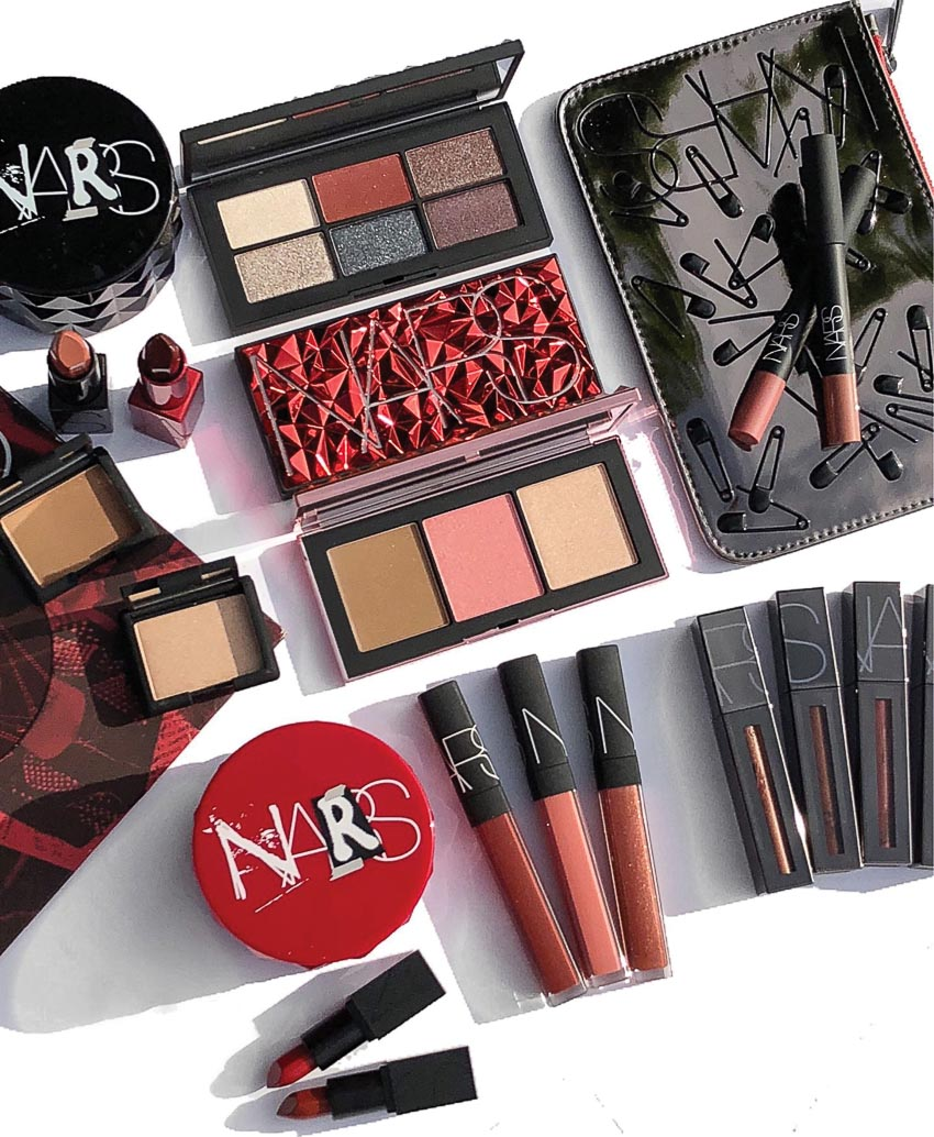 Nars Holiday 2018 Collection