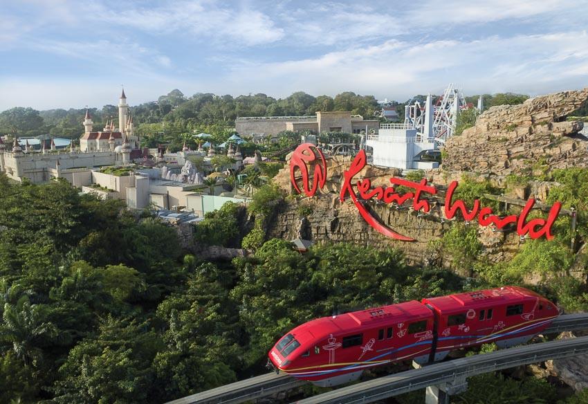 Kỳ nghỉ thú vị của gia đình tại Resorts World Sentosa 12