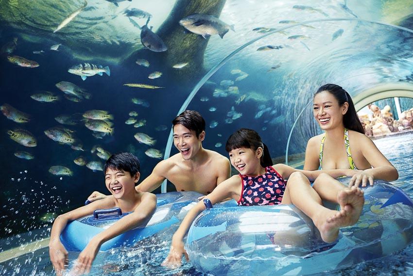 Kỳ nghỉ thú vị của gia đình tại Resorts World Sentosa 3