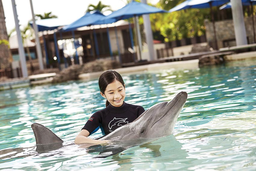 Kỳ nghỉ thú vị của gia đình tại Resorts World Sentosa 7
