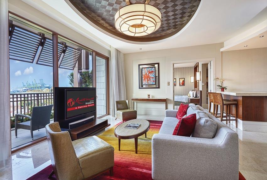 Kỳ nghỉ thú vị của gia đình tại Resorts World Sentosa 8