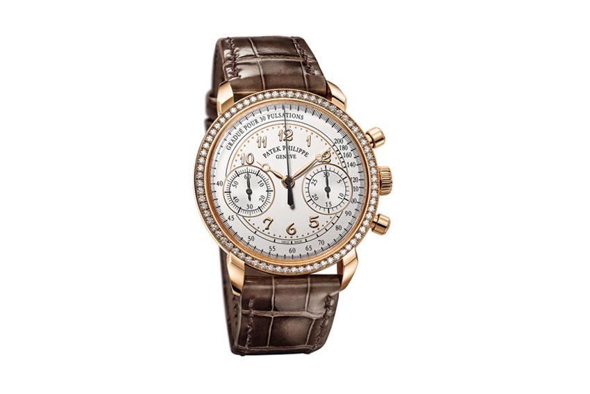 Chiếc đồng hồ Patek Philippe quý phái