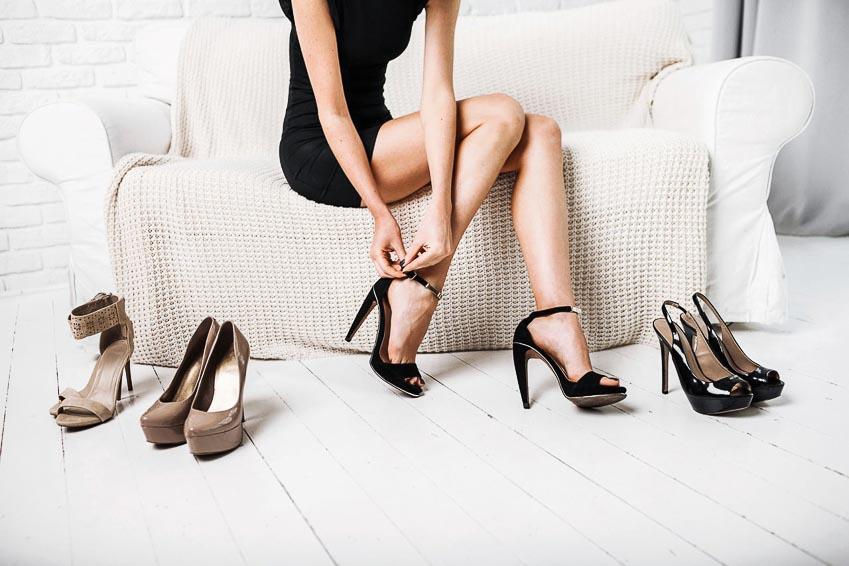 Chọn giày cao gót như thế nào cho phù hợp? 2