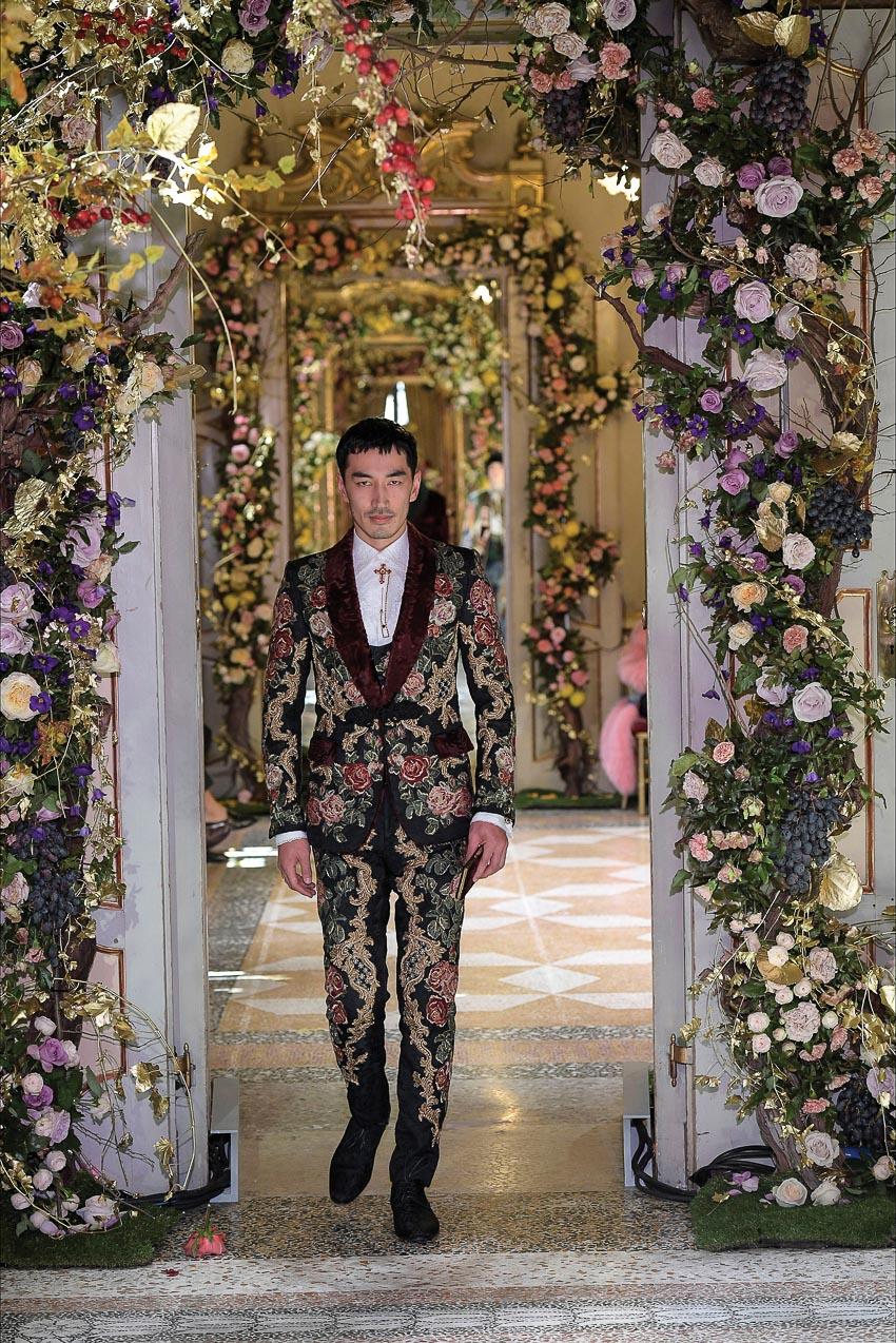 Dolce & Gabbana Alta Moda Thu-Đông 2018-2019 12