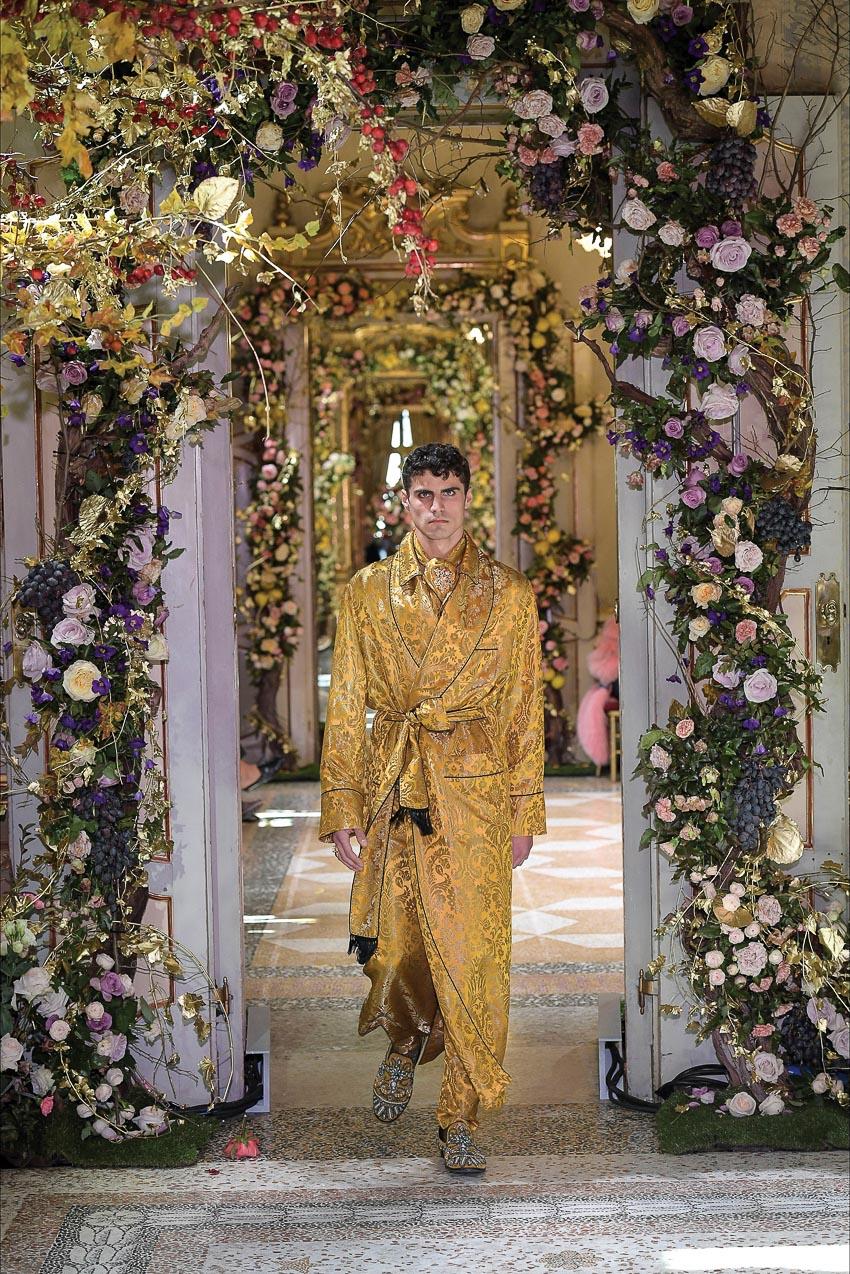 Dolce & Gabbana Alta Moda Thu-Đông 2018-2019 14