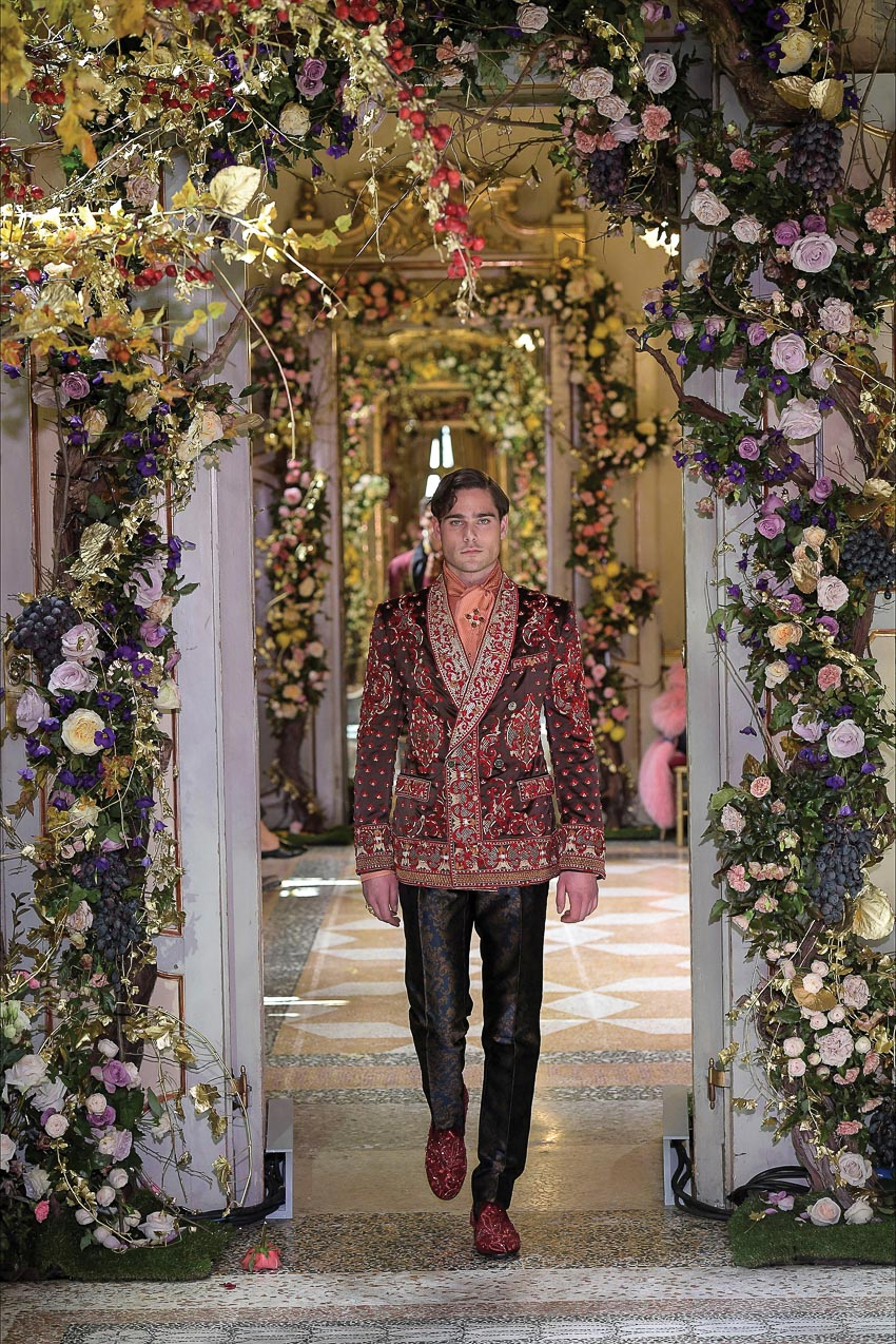 Dolce & Gabbana Alta Moda Thu-Đông 2018-2019 15
