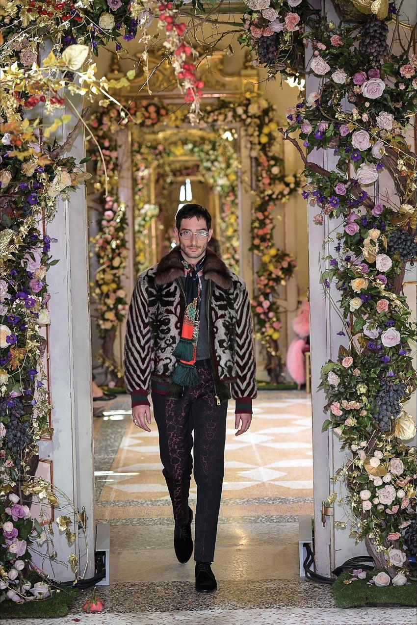 Dolce & Gabbana Alta Moda Thu-Đông 2018-2019 16