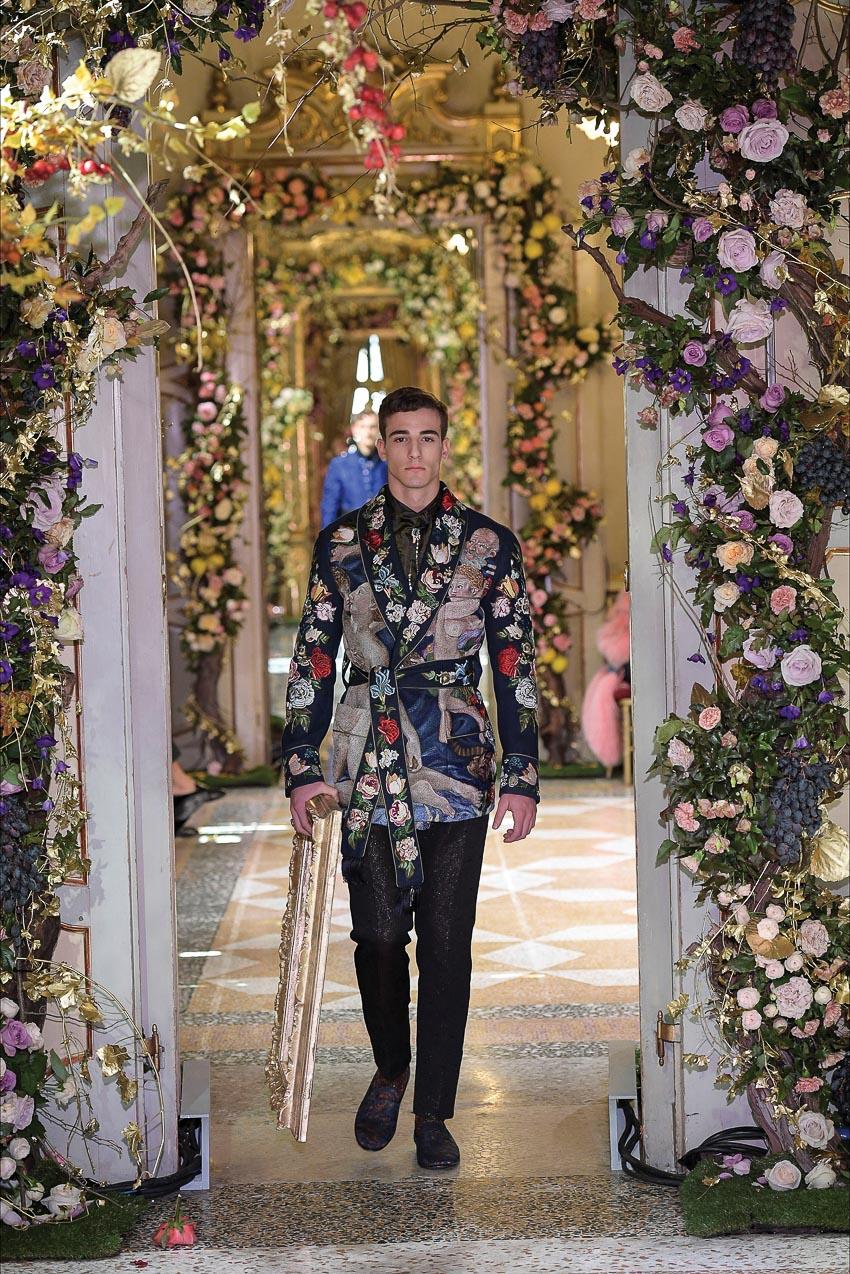 Dolce & Gabbana Alta Moda Thu-Đông 2018-2019 17