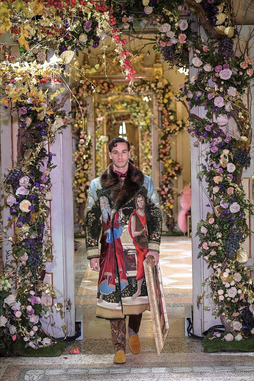 Dolce & Gabbana Alta Moda Thu-Đông 2018-2019 18