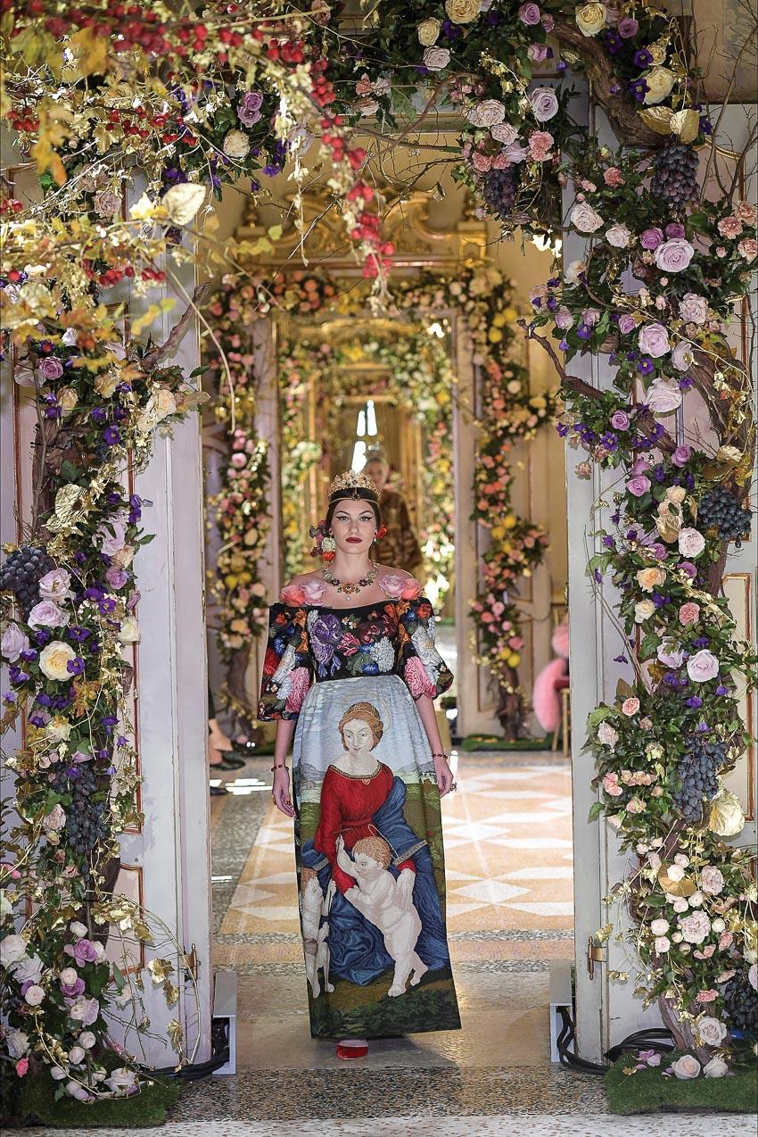 Dolce & Gabbana Alta Moda Thu-Đông 2018-2019 4
