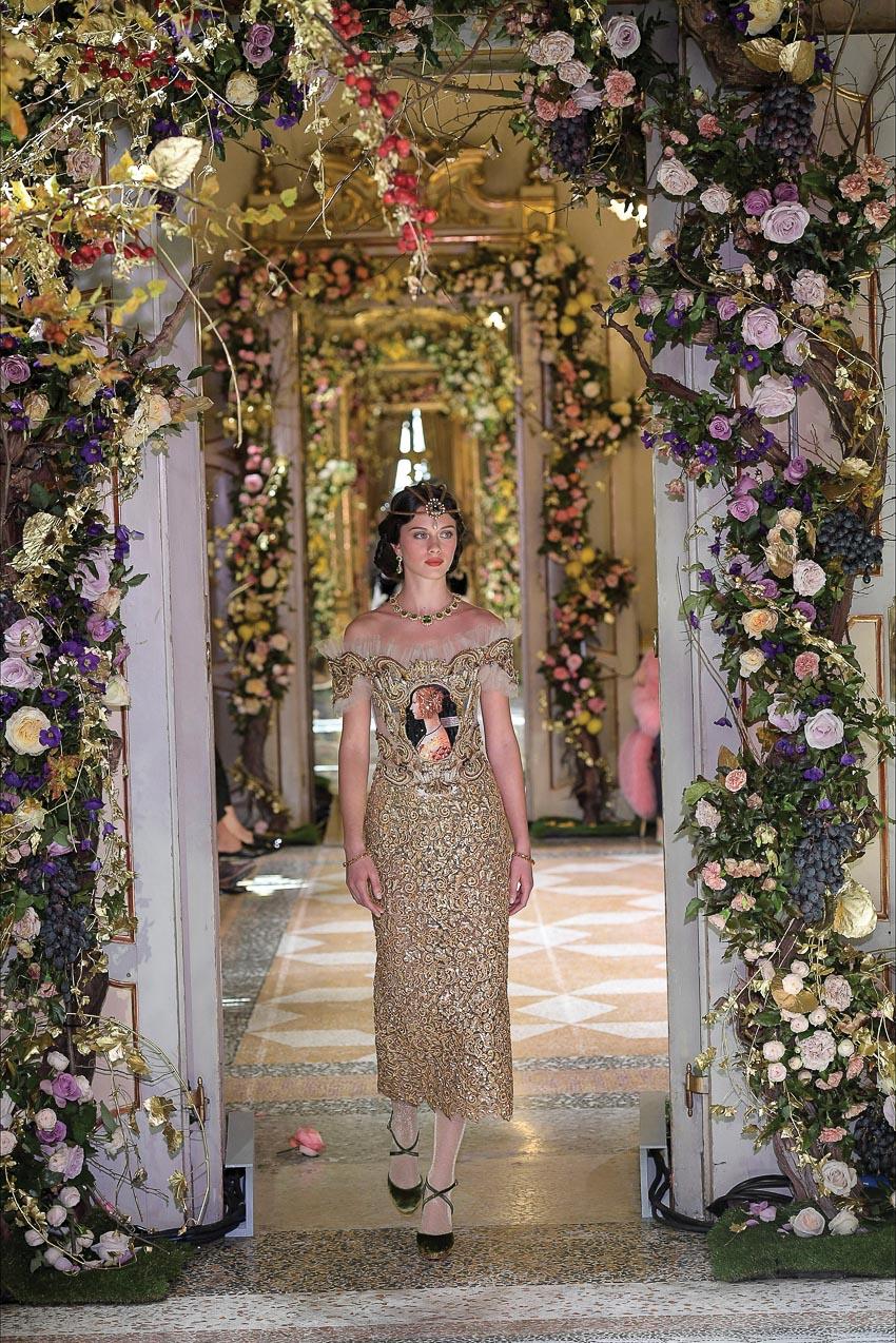 Dolce & Gabbana Alta Moda Thu-Đông 2018-2019 6