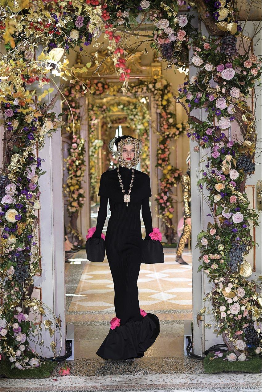 Dolce & Gabbana Alta Moda Thu-Đông 2018-2019 7