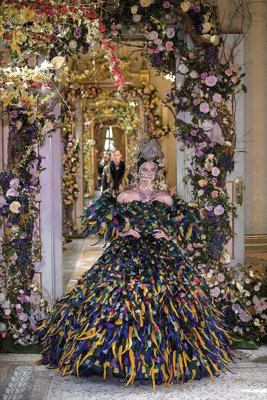 Dolce & Gabbana Alta Moda Thu-Đông 2018-2019 8