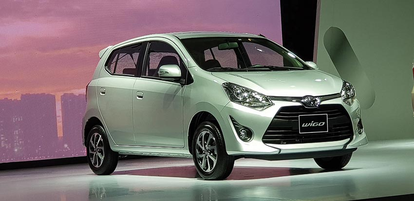 thị trường ôtô Việt Nam 2018 10