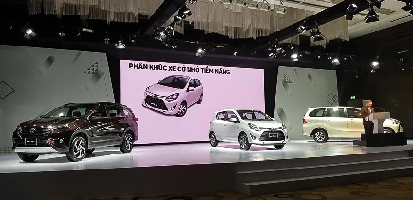 thị trường ôtô Việt Nam 2018 11