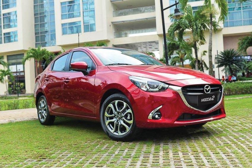 thị trường ôtô Việt Nam 2018 16