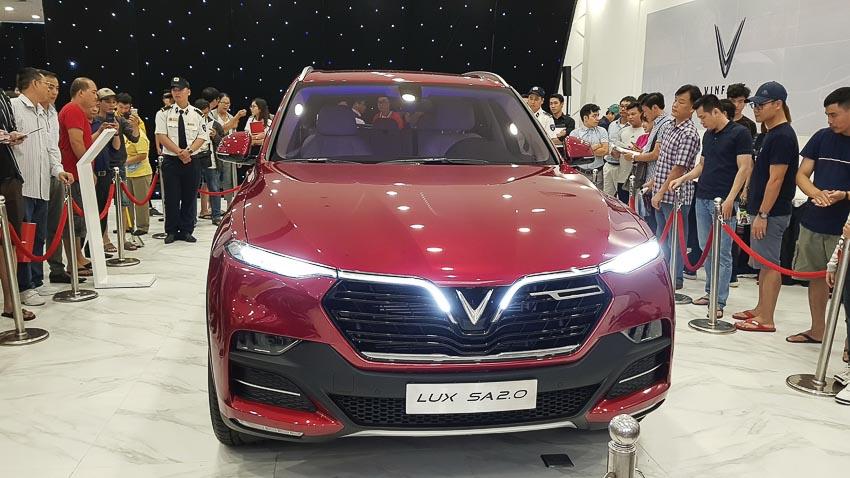 thị trường ôtô Việt Nam 2018 3