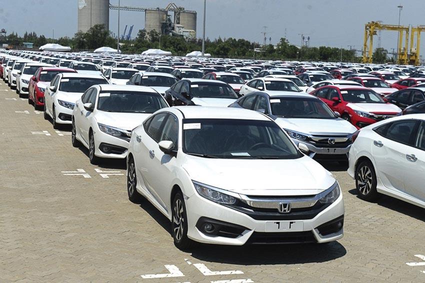 thị trường ôtô Việt Nam 2018 6