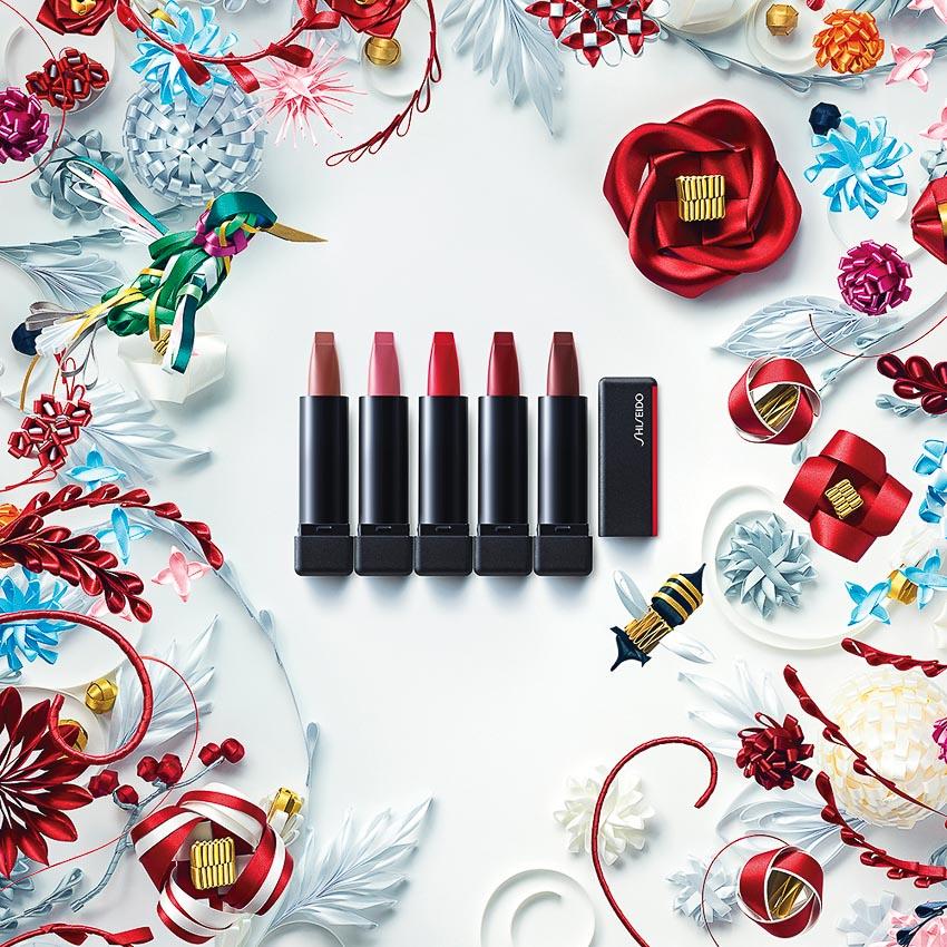 Bộ quà tặng phiên bản giới hạn Ribbonesia x Shiseido