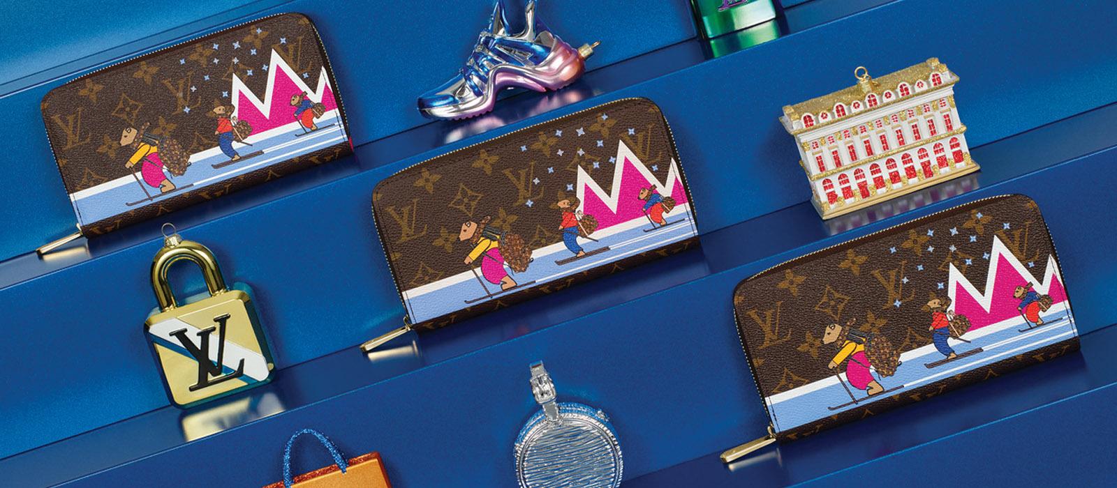Thế giới quà tặng đầy mê hoặc của Louis Vuitton 2018 15