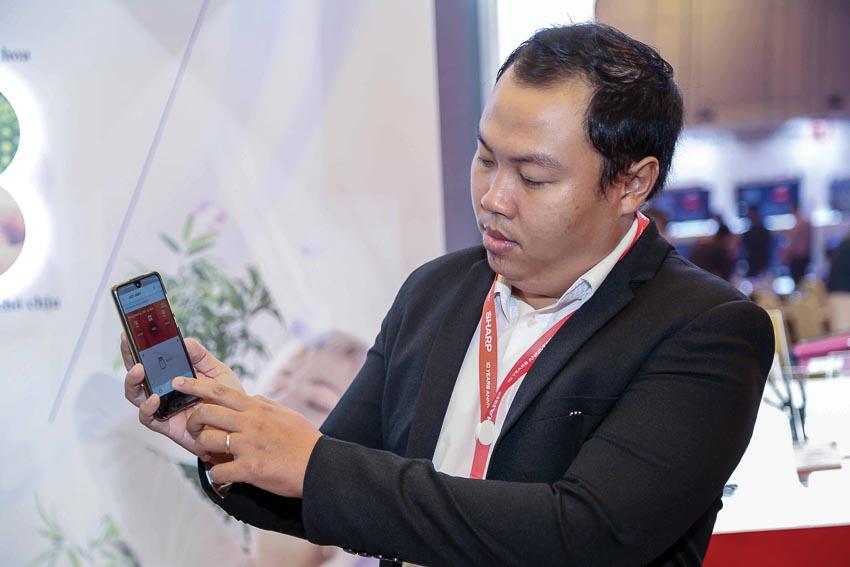 Tham vọng tiếp cận mọi gia đình Việt với công nghệ đỉnh 5