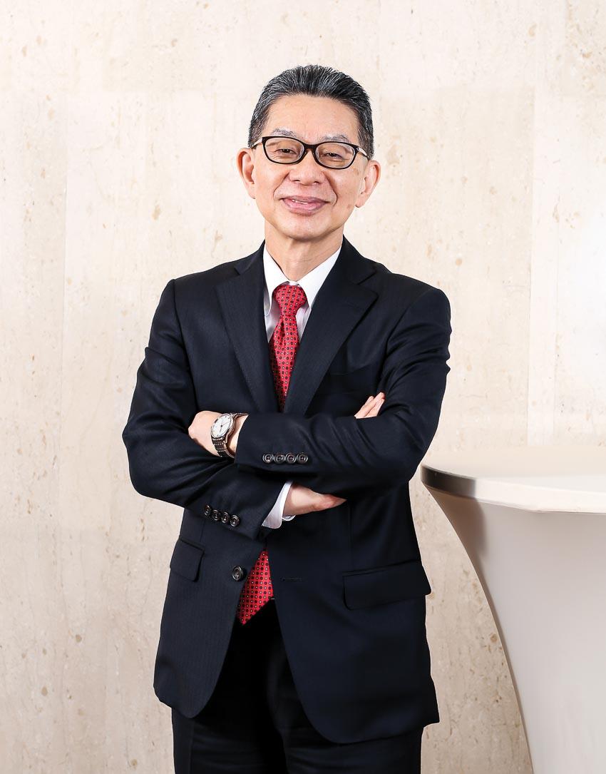 Ông Yoshihiro Hashimoto - Giám đốc điều hành sharp khu vực Đông Nam Á