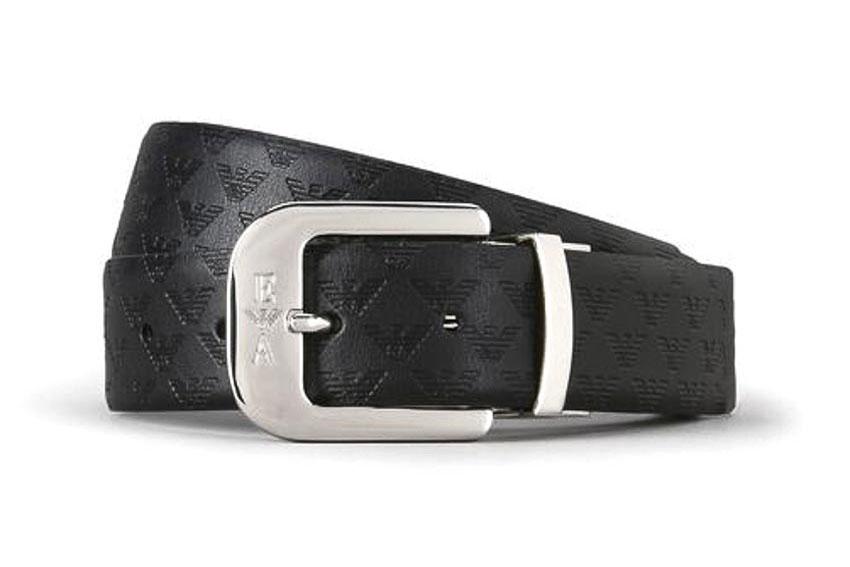 Bộ đôi dây nịt của Emporio Armani